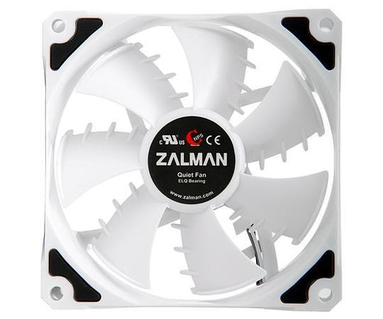Zalman PC case Fan ZM-SF2 (SHARK FIN) 92mm, ZM-SF2