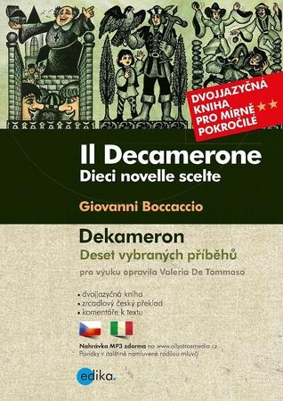 Il Decamerone Dekameron - Boccaccio Giovanni