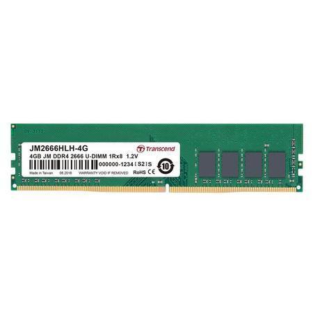 Transcend DDR4 4GB 2666MHz CL19 JM2666HLH-4G