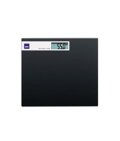 Váha osobní digitální skleněná černá do 150kg GRAPHITO