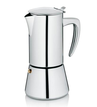 Konvice na espresso 6 šálků LATINA