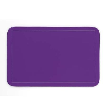 Prostírání UNI fialové, PVC 43,5x28,5 cm