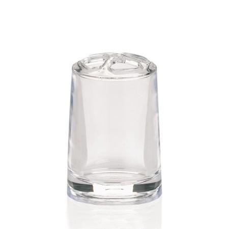 Držák na zubní kartáčky SINFONIE akrylové sklo
