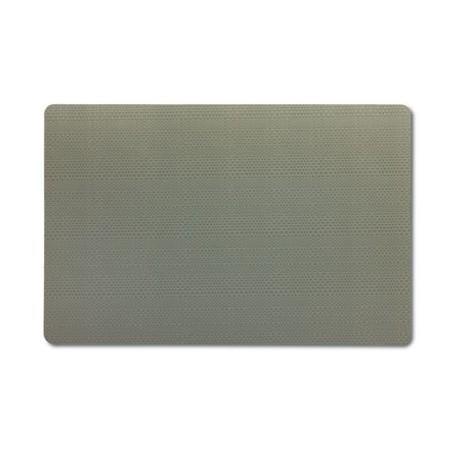 Prostírání CALINA PP plastic šedohnědá 43,5x28,5cm