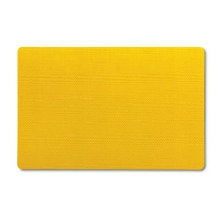 Prostírání CALINA PP plastic, žlutá 43,5x28,5cm