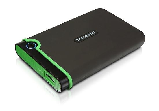 """Transcend StoreJet 25M2 500GB 2,5"""" USB 3.0, TS500GSJ25M2, TS500GSJ25M3S"""