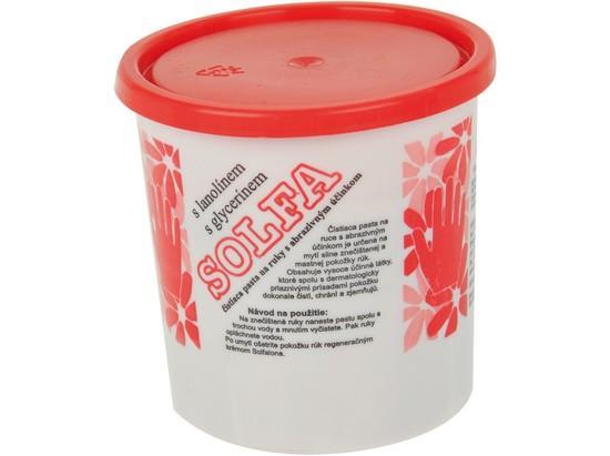 Mycí pasta SOLFA, 450 g