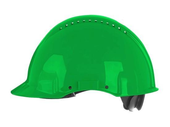 Ochranná přilba 3M G3000, zelená, 54, -, 62, cm