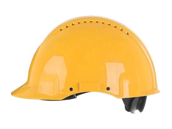Ochranná přilba 3M G3000, žlutá, 54, -, 62, cm