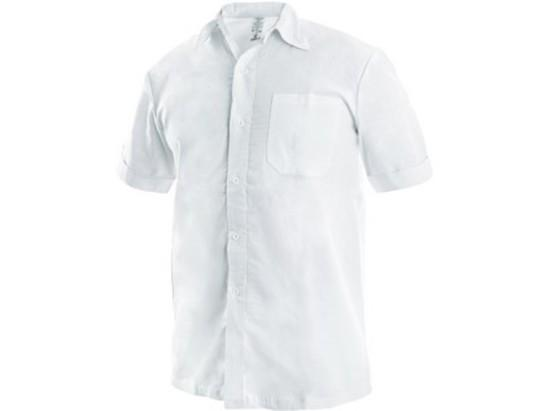 Pánská košile RENÉ, bílá, vel. 38