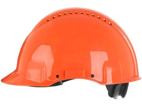 Ochranná přilba 3M G3000, oranžová, 54, -, 62, cm