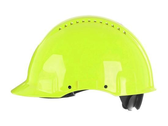 Ochranná přilba 3M G3000, fluorescenční, 54, -, 62, cm