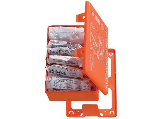 Steriwund lékárnička nástěnná plast