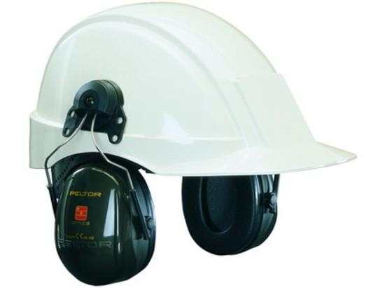 Mušlové chrániče sluchu s úchyty na přilbu 3M PELTOR H5250P3E-410-GQ