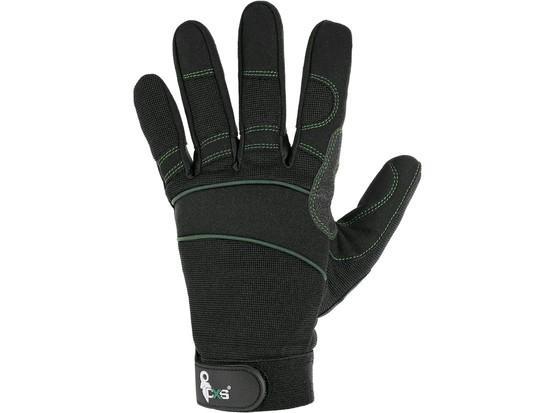Kombinované rukavice GE-KON, vel. 10