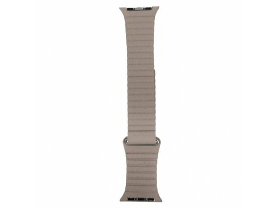 Loop Band For Apple Watch 38 / 40mm Light Grey