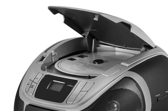 Orava Rádio CD přehrávač RCD-811