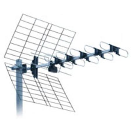 ISKRA DVB-T UHF ext. anténa DTX-22F 10-14dBi antena
