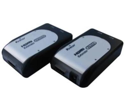PremiumCord khext40 HDMI extender na 60m přes 2 kabely Cat5e