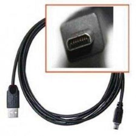 Premiumcord ku2m2d USB 2.0 A-B mini, 8pinů, 2m