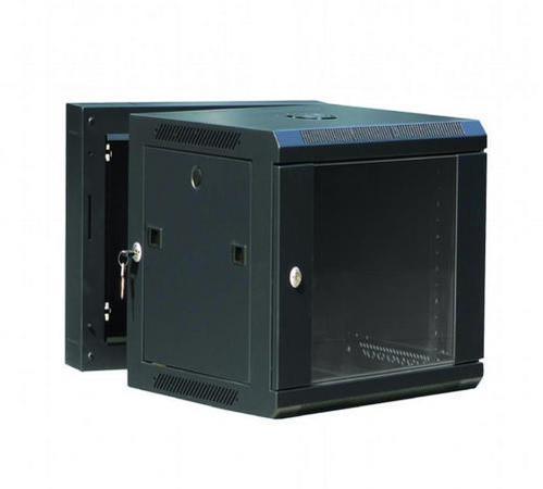 """GEMBIRD 19"""" rack 12U, dvě sekce, skleněné dveře (nástěnný rozváděč) 19DS-12U, 19DS-12U"""