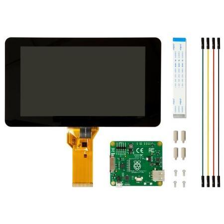 "RASPBERRY PI Touch display, 7"" dotykový display, RB-LCD-7"