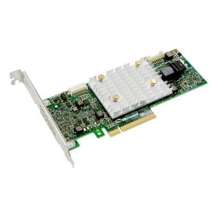 Microsemi Adaptec SmartRAID 3151-4i Single 12Gbps SAS/SATA 4 porty int., x8 PCIe Gen 3, cache paměť