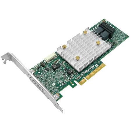 Microsemi Adaptec SmartHBA 2100-8i Single 12Gbps SAS/SATA 8 portů int., x8 PCIe Gen 3, 2290400-R