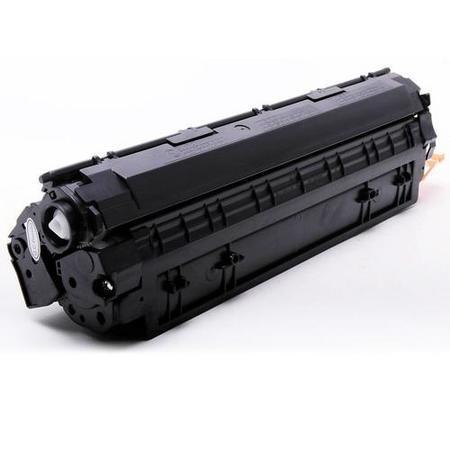 HP CB435A, CB436A, CE285A, CANON CRG712, CRG725, CRG713 kompatibilní toner černý univerzální (black, také CANON CRG-712, CRG-725, CRG-713), AG-CB435A