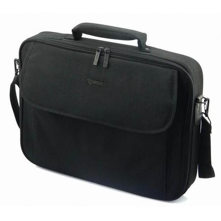SBOX NSS-88120 brašna WALL STREET Black pro notebook do 17.3in, černá (bag), NSS-88120