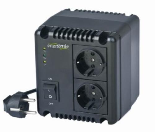 GEMBIRD EG-AVR-0501 regulátor a stabilizátor síťového napětí, 220V, 500VA