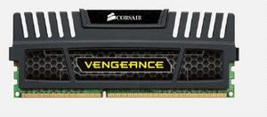 Corsair Vengeance Black DDR3 8GB 1600MHz CL9 CMZ8GX3M1A1600C9