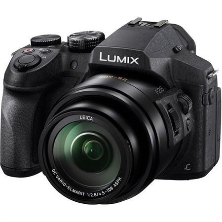 Fotoaparát Panasonic DMC-FZ300EP-K, černý