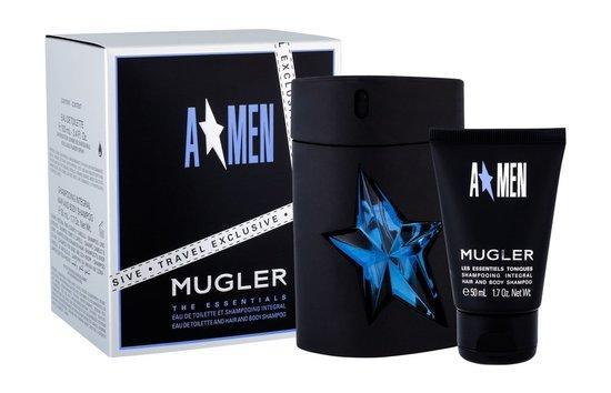 Toaletní voda Thierry Mugler - A*Men Naplnitelný , 100ml