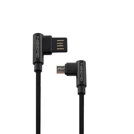 GoGEN MICUSB100MM07 USB / micro USB, 1m, černý