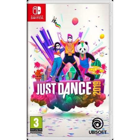 Hra Ubisoft Nintendo Switch Just Dance 2019