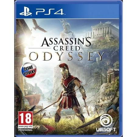 UBISOFT Assassins Creed Odyssey hra PS4