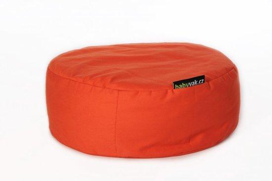 Babyvak meditační polštář malý Oranžová