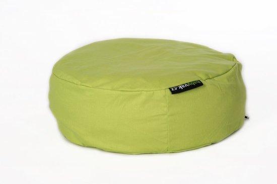 Babyvak meditační polštář malý Zelená