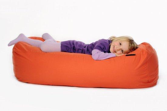Babyvak relaxační pytel malý Oranžová