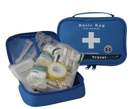 TravelSafe Basic bag plus first aid