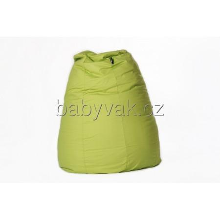 Babyvak relaxační pytel velký Zelená