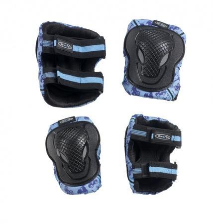 Micro chrániče M / Modrá