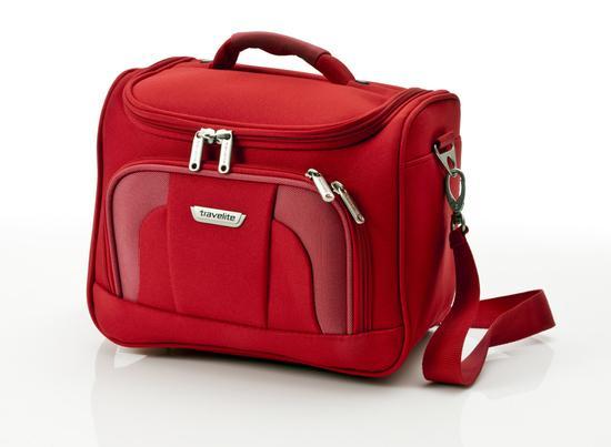 Travelite Orlando Beauty Case Red