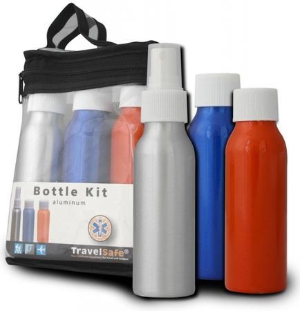 TravelSafe Sada toaletních lahviček Bottle kit