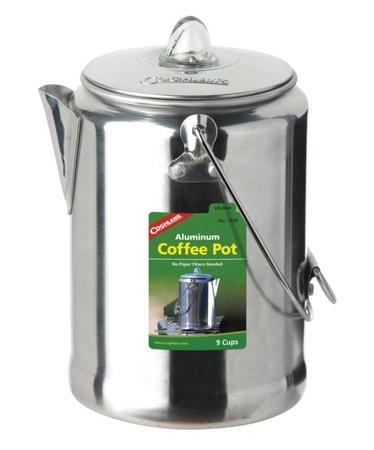 Coghlan´s Aluminium Coffee Pot