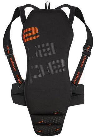 Etape Back Pro 185 - 195 cm / Černá/oranžová