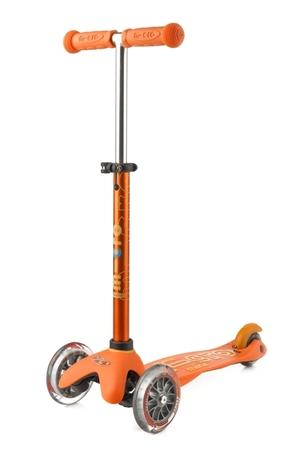 Mini Micro Deluxe Oranžová