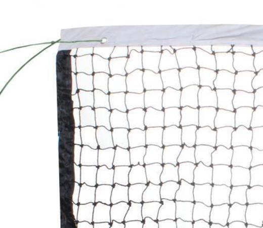 SEDCO Tenisová síť s lankem 3 mm