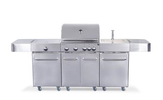 Gril G21 Arizona, BBQ kuchyně Premium Line 6